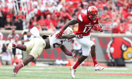 NCAA FOOTBALL: SEP 17 Florida State at Louisville
