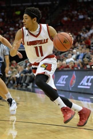 NCAA Basketball: North Florida at Louisville