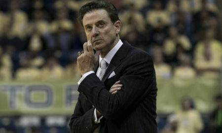 NCAA BASKETBALL: FEB 24 Louisville at Pitt